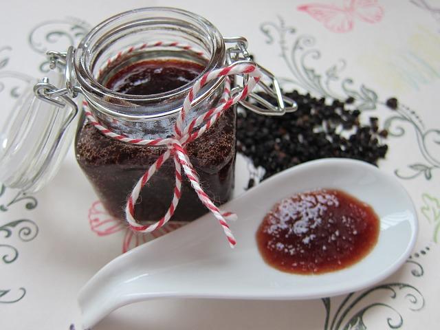 bezinková marmeláda
