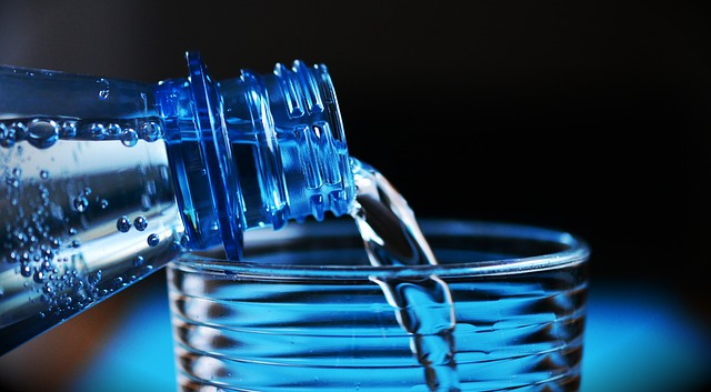voda z láhve