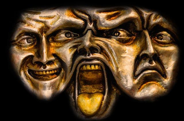 tři tváře