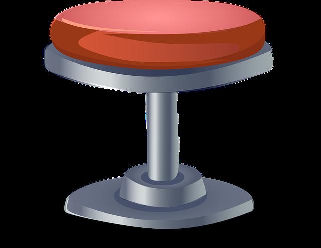 stolička na sezení